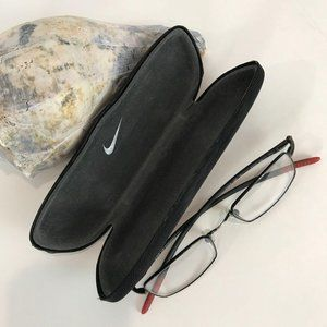 NIKE RX Glasses and Case.